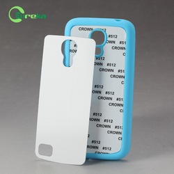 Factory price 2d sublimation phone case for Samsung galaxy S4 I9500