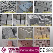 high quality cheap granite stone paving