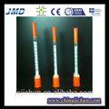 no dead space insulin syringe 0.3ml