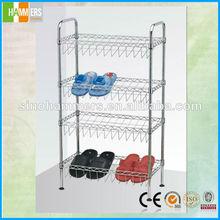 Home Organize Metal Wire Shoe Racks