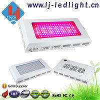165w led grow light, 55 leds x3w chip grow light, full spectrum led plant grow light