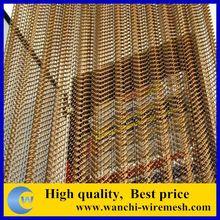 metal mesh room divider curtain/decorative metal curtains