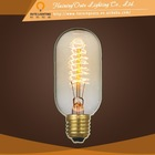 100% Retro model nice shell shape edison style light bulbs