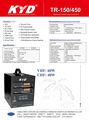 Estação de rádio de equipamentos para venda, repetidora de rádio tr-150/450