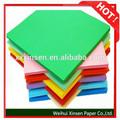 Alta calidad A4 tamaño de papel de Color