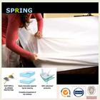 King size kill bed bugs mattress cover - heavy duty zipper
