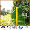 lightweight garden fencing / bending triangle wire mesh fence / fence panels