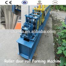 Roll Shutter Door Cold Roll Forming Machine/Roller Shutter/Rolling Slats