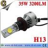DC8-32V 35W 3200LM car led headlight h13