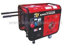 3.5kva Honda Diesel Generator with Handles&Wheels