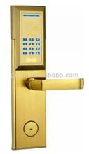 Electric panel digital keypad code door lock with RF Card door lock PY-8810-JH