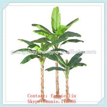 LF091613- Artificial big banana plant/garden landscaping plastic tree plants/artificial banana tree plant
