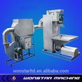 Pellets industrial de centrífuga de plástico secador + máquina de deshidratación