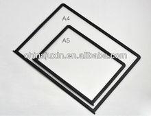 a4 a5 plastic size folders
