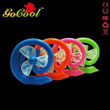 mini electric fan portable mini fan hard hat cooling fan