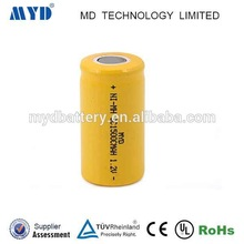 NiMH SC 7.2V 1500mAh Power Tool Rechargeable battery pack