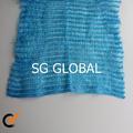 sacchetti della maglia per cavolo vegetale sacchetto netto raschel sacchetti di rete per le verdure