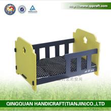 QQuan natural wooden cat house & house cat & pet furniture cat house