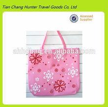 pink Shopping Bag and canvas handbag for women Customizing bags