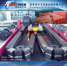 pvc wire duct machine/pvc single wall corrugated pipe extrusion line/pvc double wall corrugated pipe extrusion line