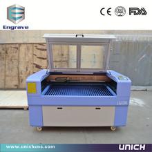 Unich1300x900mm acrylic laser engraving cutting machine/double head laser cutting machines