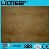 Hot sales vinyl basketball flooring/embossed surface LTV flooring/Oak click embossed surface vinyl plank