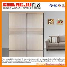 closet wardrobe from China fashion decorative laminate wardrobes