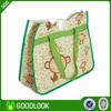 laminated non woven waterproof folding bag