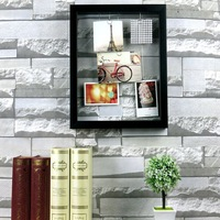 Party decoration Photo Frame DIY Hanging Plated Clips with Photos - 5P Reclaimed wood furniture