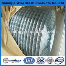 1x1 galvanized welded wire mesh