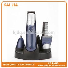 mini tamaño de la nariz orejas del condensador de ajuste limpiador del oído nariz recortador de pelo de la nariz del condensador de ajuste