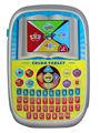 Lo nuevo de color pantalla juguete del niño palabras en inglés con las letras del alfabeto