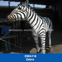 Life size animatronic animal replica