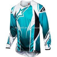 custom made enduro motorcycle clothing racing shirts