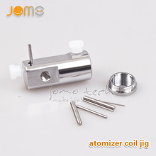 New release different color rebuidable atomizer coil jig,atomizer maker black/silver/blue atomizer coil jig
