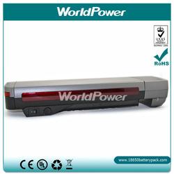 36v 11ah electric bike battery,new rear rack battery,36v lithium ion battery pack for ebike