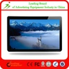 Wireless 3g Wall Mounted Display Screen 32 Inch Lcd Tv Advertising