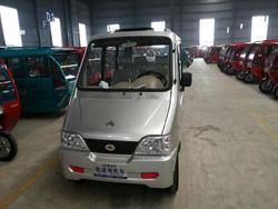 mini electric passenger van price
