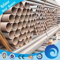 BSEN gas di camino tubo di acciaio