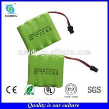aa 800mah 9.6v battery pack