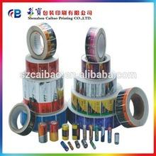 battery film label , battery plastic label , battery aluminium material sticker