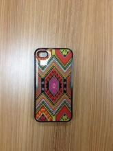 2014 new arrival ethnic print phone case