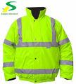 Haute visibilité 3 M bande réfléchissante pour vêtements de sécurité veste en hiver