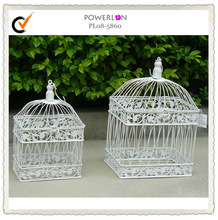 Metal Bird Cage Shabby Chic Decorative for Wedding