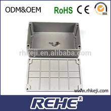2014 newest High Quality aluminum briefcase tool box extrusion enclosure case waterproof aluminum box FA63