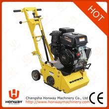 HW push model gasoline concrete floor cutting machine