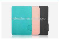 Meles latest stylish protective PU leather case for ipad mini 3