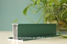 Window, Door, Curtain Wall, Fence, Assemble Line, Heatsink, LED, Solar Frame, Furniture Powder Coating Aluminium Profile