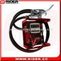 0.4hp 300w 12v 24v transmisión automática de la bomba de aceite