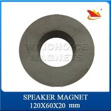 ring ferrite magnets for speaker